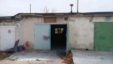Продается каменный гараж 30 м.кв. в гк «Восточный», г. Севастополь - Фото 1