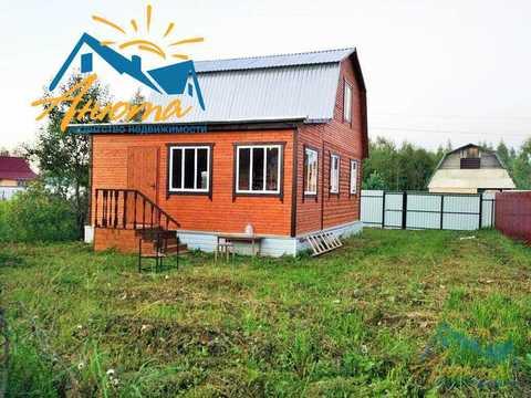 Продается дом в деревне Сатино Боровского района Калужской области - Фото 4