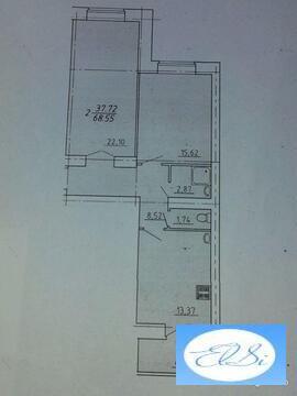 2 комнатная квартира, кальное, ул.касимовское шоссе д.49 - Фото 4