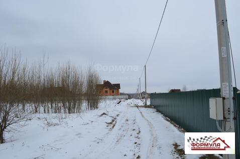 Участок 15 соток в селе Вельяминово, ул. Радужная - Фото 3