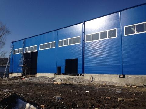Сдам производственно-складское помещение площадью 1440 кв.м. на Химмаш - Фото 1