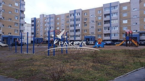 Продажа квартиры, Хохряки, Завьяловский район, Ул. Тепличная - Фото 3