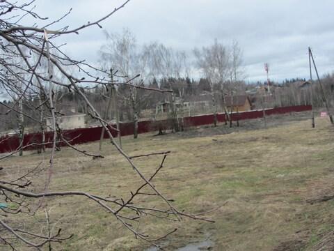 Участок 15 соток в д. Федотово между Дмитровкой и Ленинградкой, дешево - Фото 1