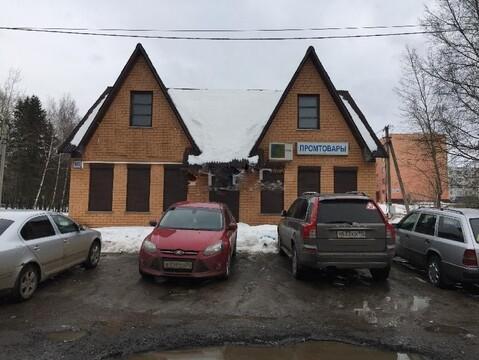 Продается здание 180 м(магазин) Рузский р-он, д.Нестерово - Фото 1