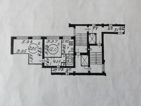 Продается двухкомнатная квартира на Манчестерской улице - Фото 2