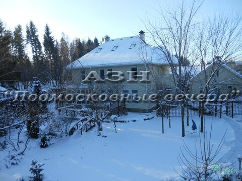 Калужское ш. 15 км от МКАД, Фоминское, Коттедж 260 кв. м - Фото 1