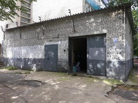 Продается гараж. , Дубна город, улица Строителей 4 - Фото 1