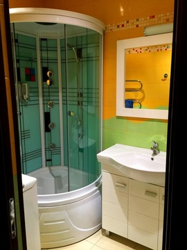 Продаю стильную 1к квартиру в доме бизнес-класса в г Домодедово - Фото 3