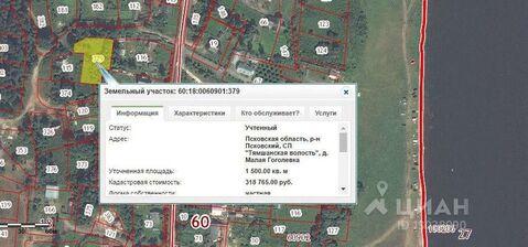 Продажа участка, Малая Гоголевка, Псковский район, 82 - Фото 2