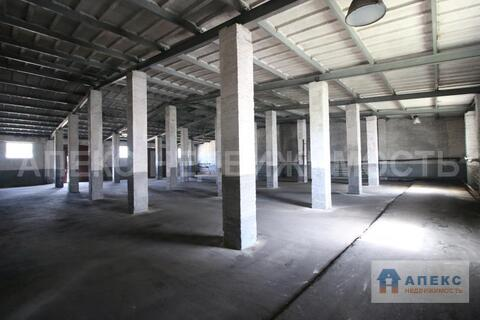 Аренда помещения пл. 621 м2 под склад, производство, Домодедово . - Фото 2
