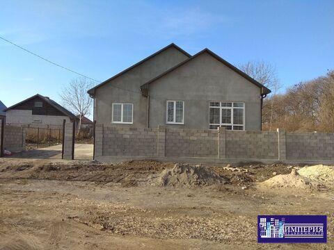 Дом новый пос.северный - черта города