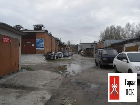 Продам капитальный гараж. ГСК Башня №252. вз Академгородка - Фото 1