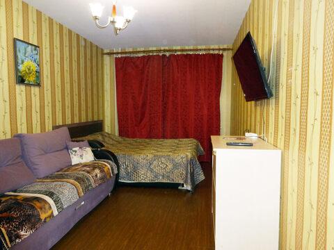 Квартира посуточно, Рядом с вокзалом, wi-fi, 2+2+1 спальных мест. - Фото 3
