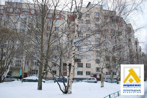 Квартира в Выборгском районе Санкт-Петербурга - Фото 1