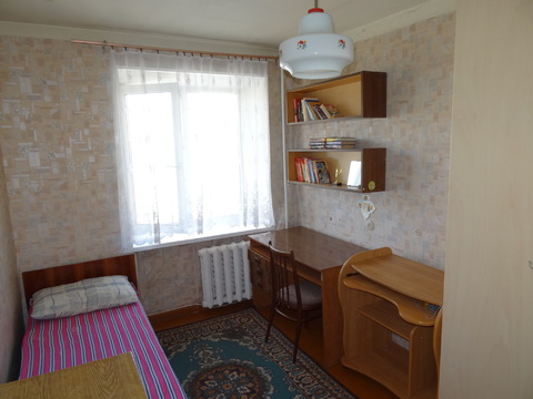 Трехкомнатная квартира в Парковом районе Екатеринбурга - Фото 5