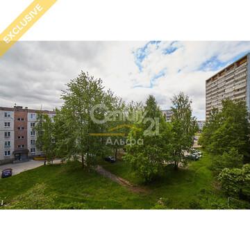 Продажа 1-к квартиры на 4/5 этаже на ул. Балтийской, д. 25 - Фото 5