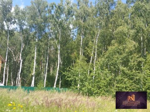 Продам участок в деревне Крюково рядом с лесом и г Чехов - Фото 4