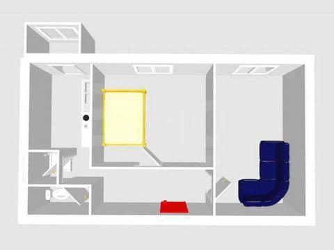 Продажа двухкомнатной квартиры на улице Гоголя, 120 в Стерлитамаке, Купить квартиру в Стерлитамаке по недорогой цене, ID объекта - 320177915 - Фото 1
