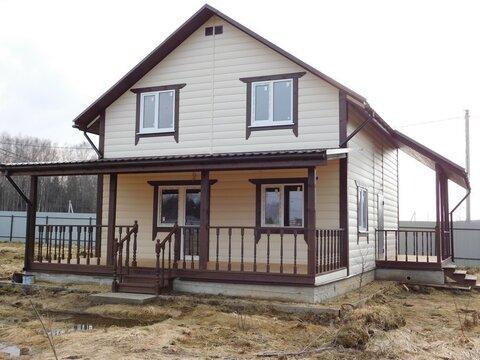 Дача дом в Боровском районе Калужской области возле леса - Фото 5