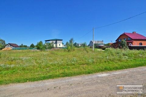 Участок 12сот с газом в Волоколамске (ИЖС) - Фото 2