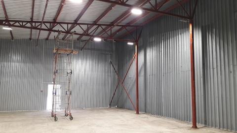 Новый неотапливаемый склад. - Фото 1