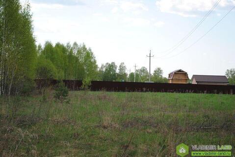 Земельный участок 10 сот. ИЖС. д.Чамерево - Фото 1