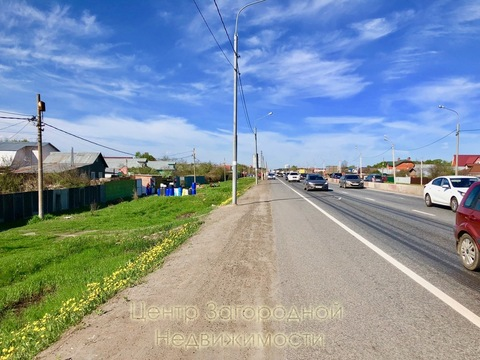 Участок, Горьковское ш, 13 км от МКАД, Балашиха. Участок 11,45 соток с . - Фото 2