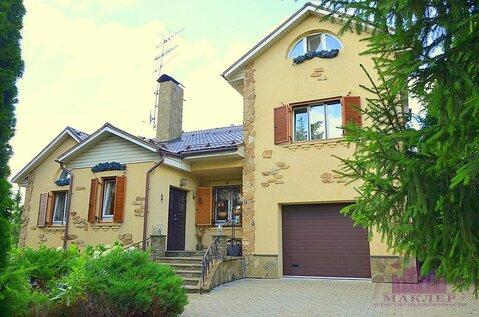 Продается дом 380 кв.м с 14 соткам, Солманово поле, пос.Лесной городок - Фото 1