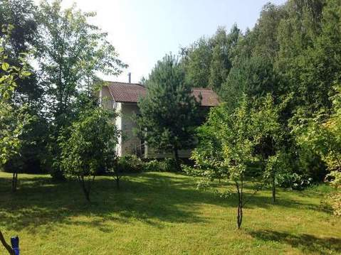 Дом на берегу реки Руза, прилесной участок 18 соток, д. Малоиванцево - Фото 2