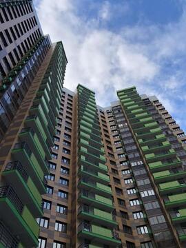 Продам 1-к квартиру, Одинцово Город, Сколковская улица 3б - Фото 2