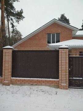 Продажа нового частного дома в микрорайоне Подгорное - Фото 1