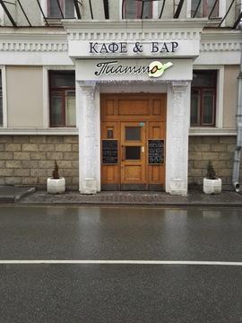 Продам арендный бизнес ресторан, кафе, пиццерия Малая Лубянка 16 - Фото 1