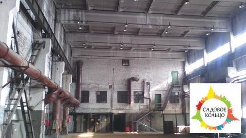 Под произ-во/склад, капитальное строение, неотаплив. /отаплив, выс, - Фото 4