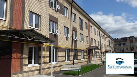Квартира в новом доме после ремонта в городе Руза - Фото 1