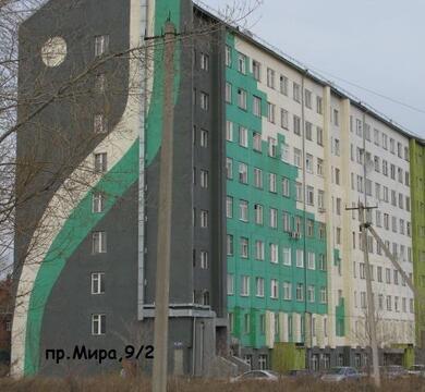 1-комн.квартира посуточно, на Мира - Фото 1