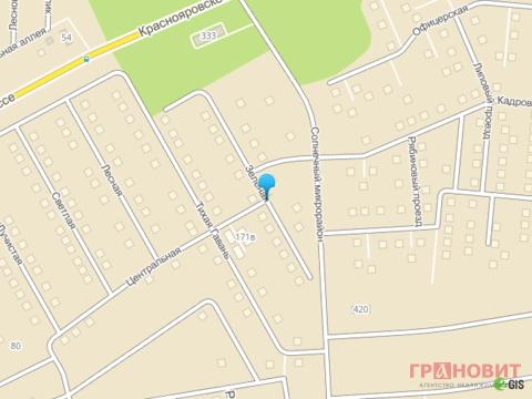 Продажа квартиры, Озерный, Новосибирский район, Центральная