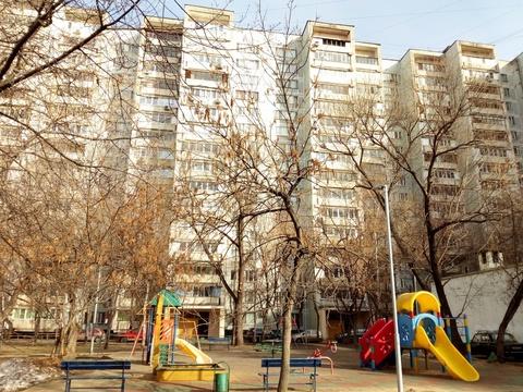 Продам 1-к квартиру, Москва г, улица Яблочкова 37в - Фото 1