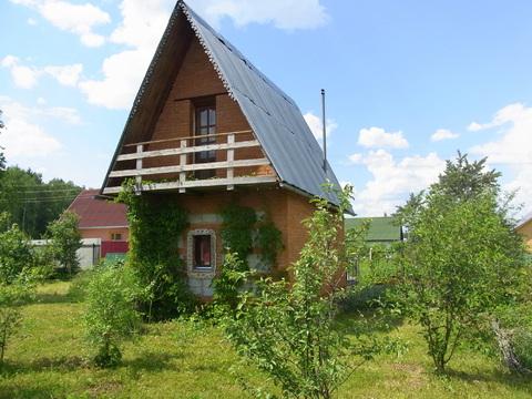Дача в СНТ у д.Большие Горки - Фото 1