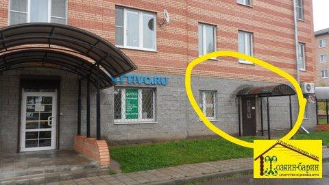 1-К Квартира На Пер. Строителей, Д. 12 - Фото 1