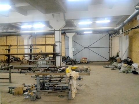 Сдаю на Варшавке производственное помещение 430 м2 - Фото 4