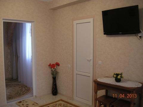 Сдается 2-х комнатная квартира с террассой и видом на море в Мисхоре - Фото 4