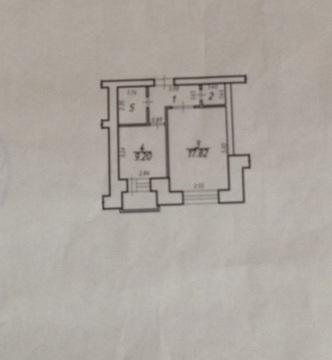 Продажа 1-но комнатной квартиры по ул. Славянская г. Белород - Фото 1