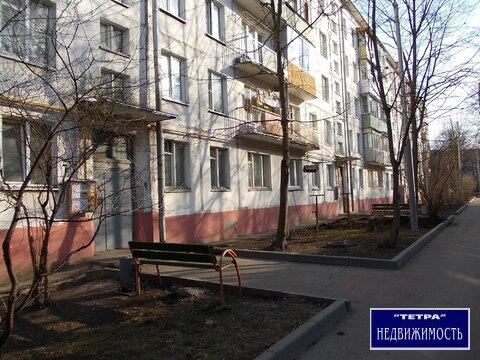 Продается однокомнатная квартира Троицк, ул. Спортивная, дом 7. - Фото 1