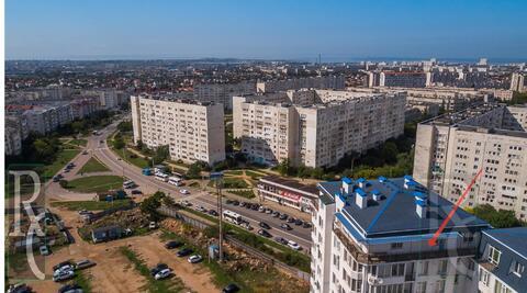 Продается уникальная видовая квартира (пентхаус) - Фото 4