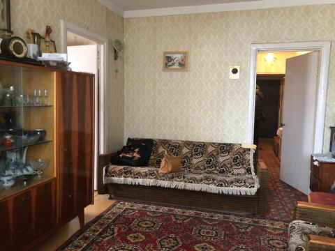 3-ка 52 кв.м. г. Домодедово, Овражная, 1к1 - Фото 1
