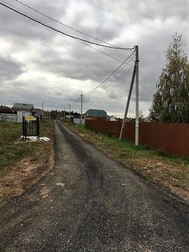 Участок 12 сот. , Минское ш, 35 км. от МКАД. Петелино - Фото 5