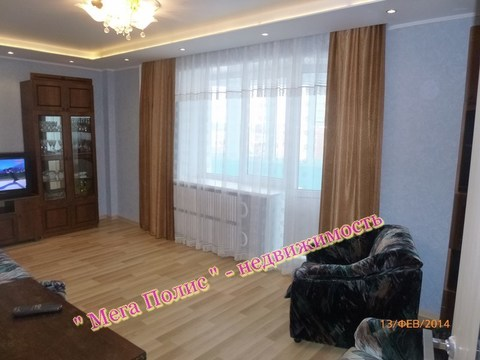 Сдается 3-комнатная квартира 90 кв.м. ул. Гагарина 16 - Фото 4