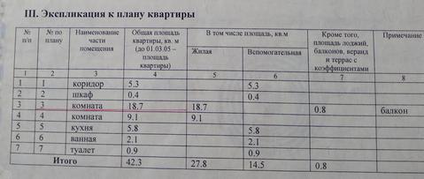 Продажа квартиры, м. Новочеркасская, Металлистов пр-кт. - Фото 2