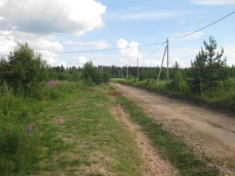 Участок 15 сот. , Новорижское ш, 50 км. от МКАД. дер. Бушарино - Фото 5