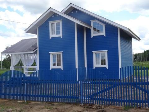 Предлагаю дом 115 кв.м из бруса, зимний в Шумятино – отличная экологи - Фото 1